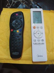 remote control aird midea